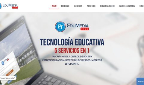 Sistema-de-Control-Escolar-Edumediatics